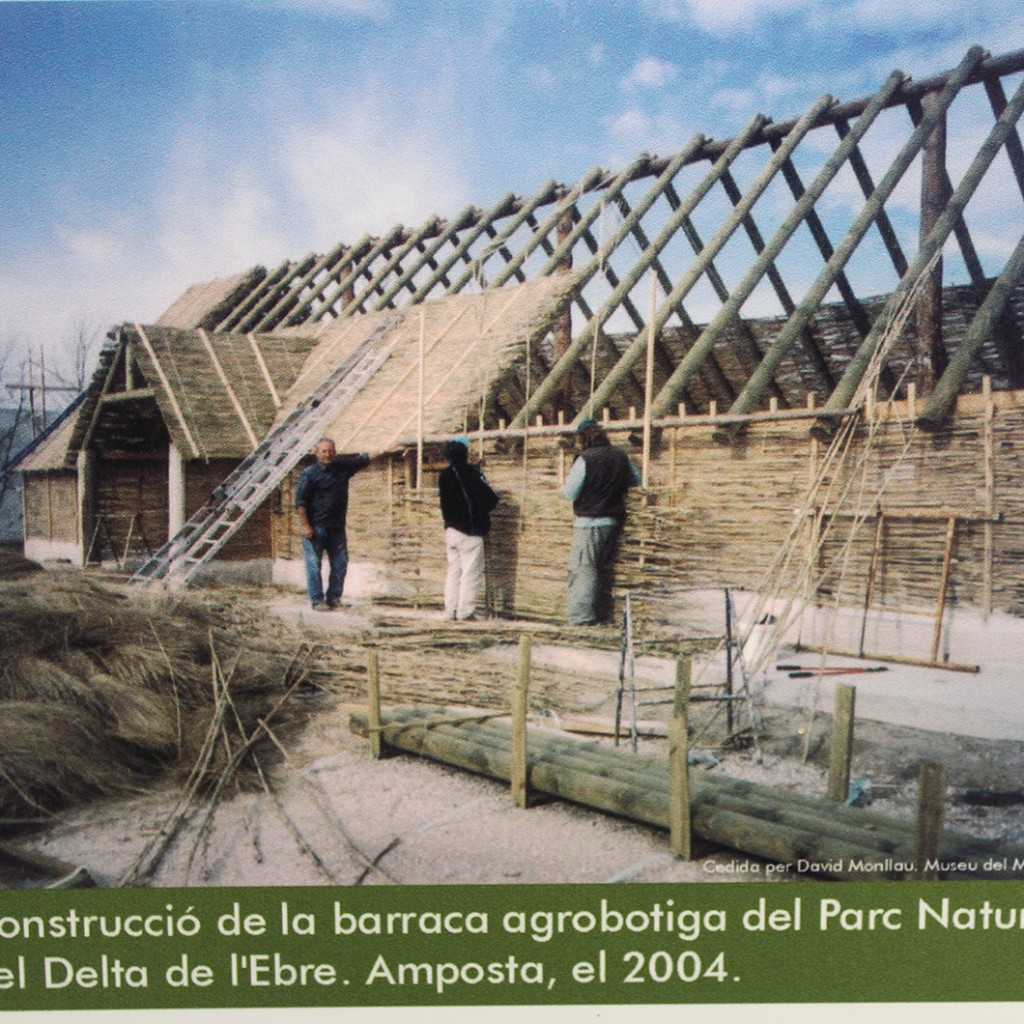 Centre d'Interpretació de Barraques